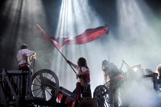 Los Miserables by Cameron Mackintosh, opening night November 18